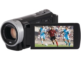 JVC Full HD Wi-Fi Camcorder w/ 40x Opt Zoom