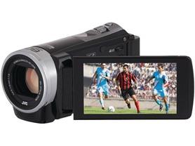 JVC Full HD Wi-Fi Camcorder w/ 40x Opt Zoom
