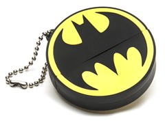 4GB USB Flash Drive Keychain - Batman