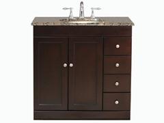 "Modena 36"" Single Sink Vanity"