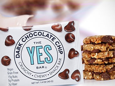 The Yes Bar - Dark Chocolate Chip