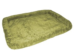 "Plush Pad Bed 25"" - 5 Colors"