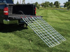 1,500 Pound Bi-Fold 6-Foot Ramp