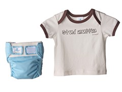 3-Pc Stud Muffin Diaper Starter Kit