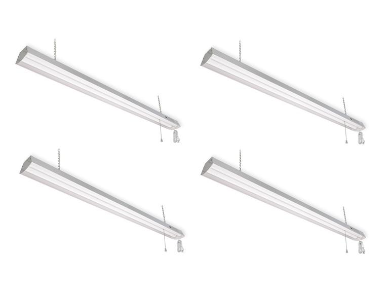 Energetic Lighting LED Shop Lights (4-Pack)
