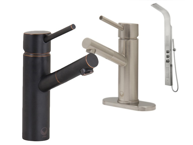 Vigo Bathroom Fixtures
