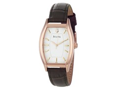 Women's Classic Rose Tonneau Watch