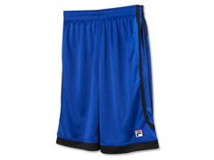 Boys Basketball Shorts - Blue