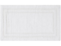"True White 20""x34"" Bath Rugs - Set of 2"
