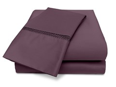 Veratex Princeton 800TC Sheet Set-Mulberry-4 Sizes