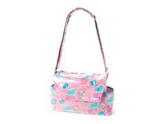 Groovy Love Messenger Style Diaper Bag
