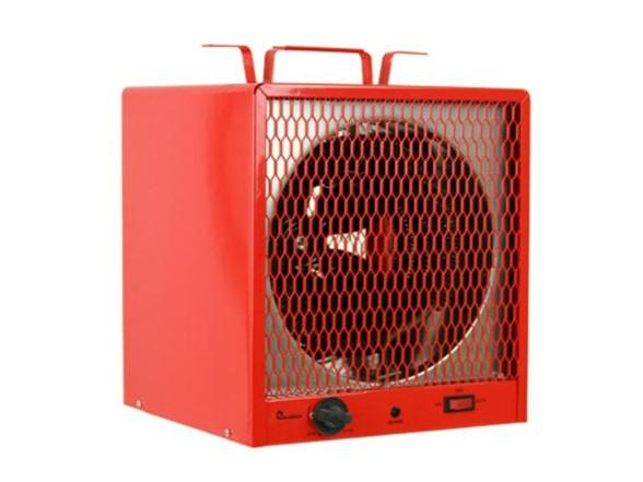 Portable Garage Heaters : W portable industrial garage heater