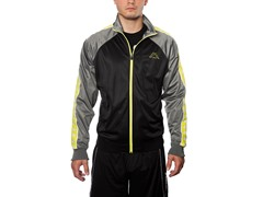 Tamgare Track Jacket - Black/Grey/Yellow