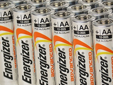 Energizer Advanced AA Alkaline Batteries