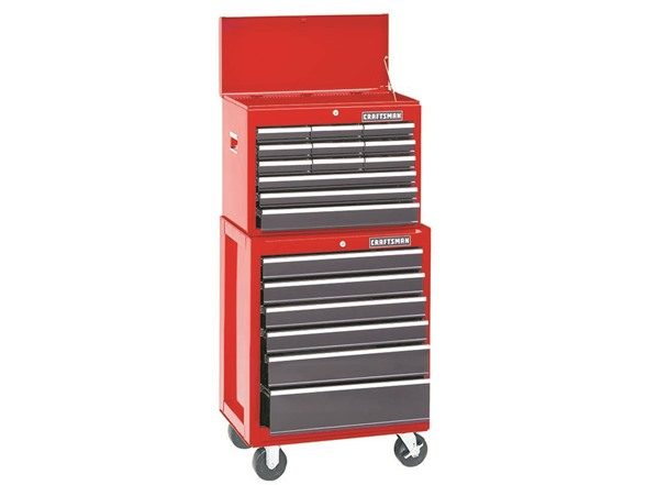 craftsman rolling tool chest & cabinet