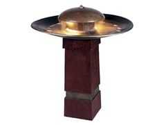 Casco Fountain, Copper Finish