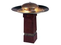 Casco Fountain, Copper Finish