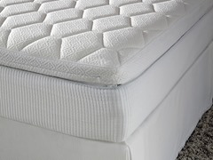 "12"" Reversible Top Memory Foam Mattress - King"
