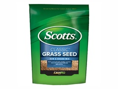 Classic Sun/Shade Mix Grass Seed, 7lb
