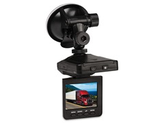 Premium 720p DVR Dash Cam w/ 8GB SD Card