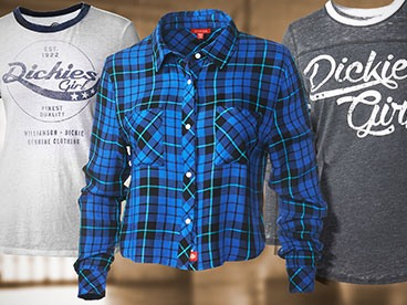 Juniors Dickies Apparel