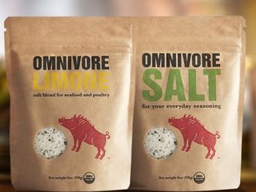 Omnivore Salt Sampler