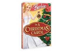 Barbie in 'A Christmas Carol DVD
