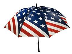 Stars & Stripes Lighted Umbrella