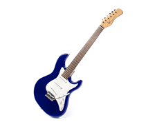 Kona Blue Electric Guitar