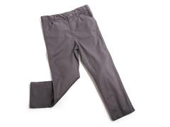 Twill Pants - Grey (2T-7)