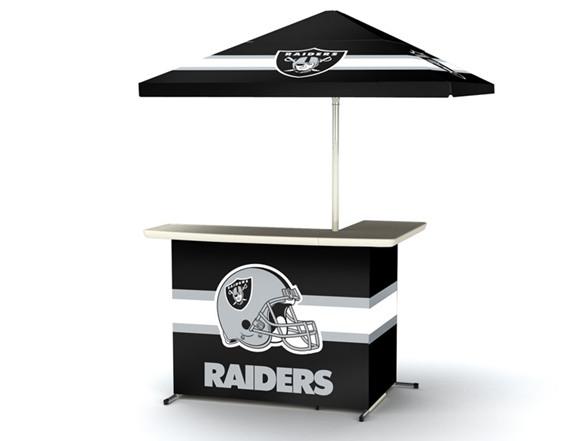 Best Of Times Nfl Bar Amp Umbrella Set