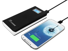 LifeCHARGE 16,800mAh Dual USB Power Bank