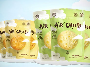 Air Cheese Crunchy Cheese Bites (16)