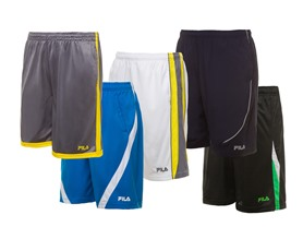 Fila Men's Athletic Shorts, 5 Styles