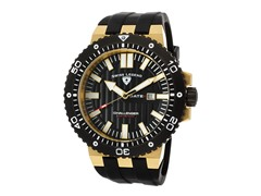 Challenger Watch, Black / Black / Gold