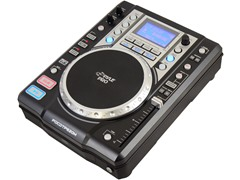 Digital DJ/CD/CD-R/MP3 Media Player & Controller