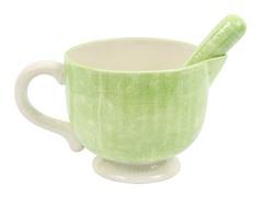Ceramic  Batter Bowl & Whisk