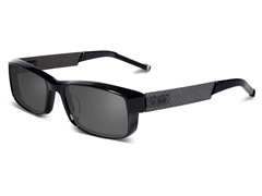 T310 Polarized Sunglasses, Black