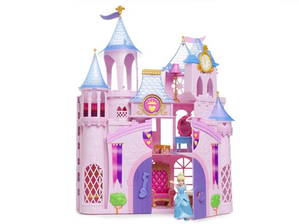Best Castle Toys For Kids : Disney princess royal castle kids toys