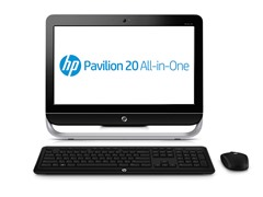 "Pavilion 20"" All-in-One Desktop"