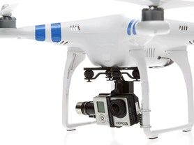 DJI Phantom 2 Quadcopter w/ Zenmuse for GoPro