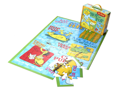 Hop on Pop 48-Piece Floor Puzzle