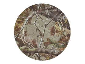 Real Tree 10'' Plates - Set of 6
