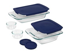Pyrex Easy Grab™ 8pc Bake 'N Store Set