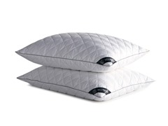BEHRENS England® Diamond Quilt - S/2 Pillows