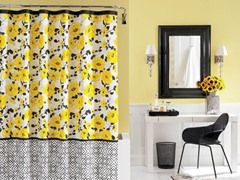 Steve Madden Gemma Shower Curtain