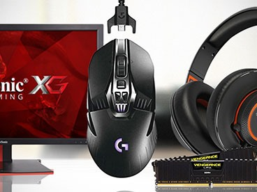 Gaming Accessories & More