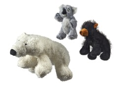 Webkinz Bears Bundle - 3pc