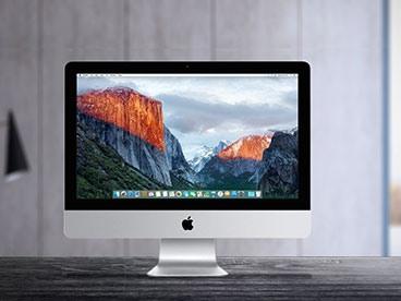 Apple iMacs