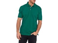 Reebok Platinum Pique Polo - Emerald